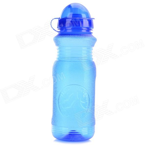 BETO WB-212 Flavorless Portable Bike Cycling PP Water Bottle - Blue (650ml)
