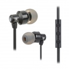 VYKON MK-1 Stylish 3.5mm In-Ear Earphone w/ Microphone / Volume Control for IPHONE / IPAD / IPOD