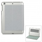 F2S Adjustable 7-Color Backlit Bluetooth Keyboard Case for IPAD MINI / IPAD MINI 2