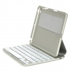 F2S ajustable 7 colores retroiluminado caso de teclado Bluetooth para IPAD MINI / MINI IPAD 2