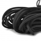 PC550-04-50 Tent Conveniente accesorios Nylon Rope - Negro (1600CM)