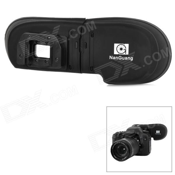 Nanguang CN-2CL Plastic Foldable Fixation Eye Shade for Canon Cameras 5DMarkIII / 7D / 1DX / 1DC
