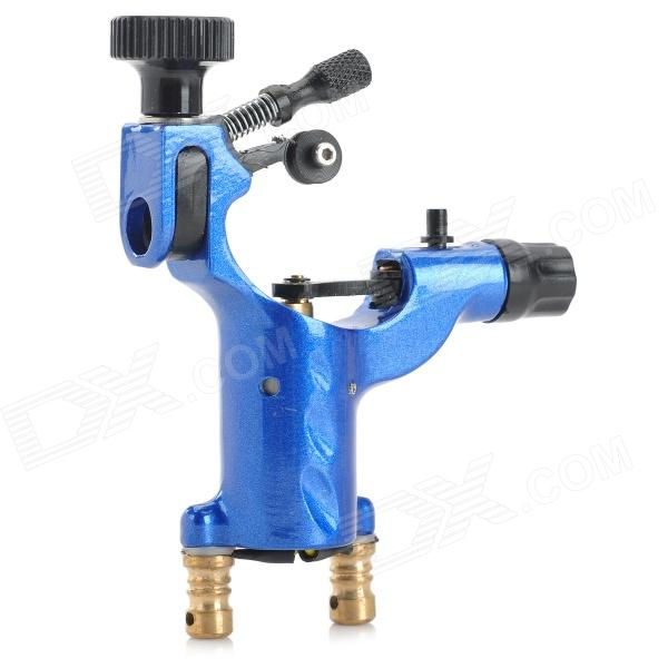 J-4 Zinc Alloy Tattoo Machine - Blue