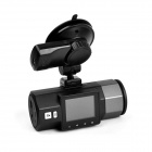 "Ambarella A7 1.5"" TFT 3.0MP CMOS 2304 x 1296P 30FPS / G-Sensor / Built-in 256M Car DVR Recorder"