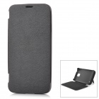 Portable 3000mAh Rechargeable Li-polymer Battery Case w/ Holder for Samsung S5 - Black