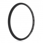 BRODA Universal 77mm Slim Multi Coated MC-UV Filter Lens for Camera - Black