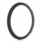 BRODA Universal 55mm Slim Multi Coated MC-UV Filter Lens for Camera - Black