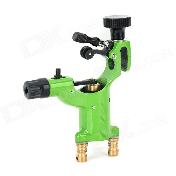 JV-01 Zinc Alloy RTM Tattoo Machine - Green rovertime rovertime rtm 85
