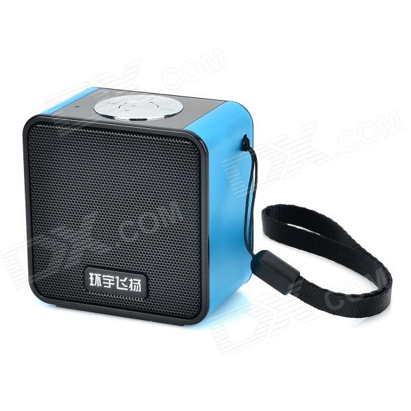 Huanyufeiyang X8 Wireless Bluetooth V3.0 Speaker w/ Microphone Supports Handsfree Talk
