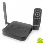 MINIX Neo X8-H Quad-Core Android 4.4 Google TV Player w/ 2GB RAM,16GB ROM,Wi-Fi (EU Plug)