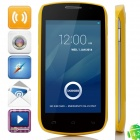 "DOOGEE Collo3 DG110 MTK6572 Dual-core Android 4.2.2 WCDMA Bar Phone w/ 4.0"" IPS, 4GB ROM, GPS"