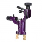 JV-30 Convenient Zinc Alloy Tattoo Machine - Purple