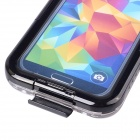 Professional Ultra-Thin Waterproof Dirtproof Shockproof Protective Case for Samsung Galaxy S5 -Black