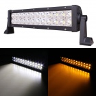 "MZ 14"" 72W 5760lm 30° Spot LED Work Light Bar Off-road SUV ATV Fog Lamp White/Yellow Light (10~30V)"