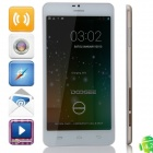 """DOOGEE Phablet DG685 MTK6572 Dual-Core Android 4.2.2 WCDMA Bar Phone w/ 6.85"""" OGS IPS, GPS and Wi-Fi"""