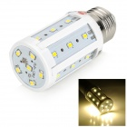 ZDM E27 4W 350lm 3500K 24-SMD 2835 LED Warm White Corn Light (AC 220V)