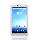"VOYO X6i 7.0"" IPS Quad Core Android 4.2.2 3G Phone Tablet PC w/ 1GB RAM, 8GB ROM - White"