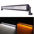 "MZ 32"" 180W 15300lm 30° Spot LED Work Light Bar Off-road SUV ATV Fog Lamp White/Yellow Light(10~30V)"