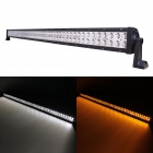 "MZ 52"" 300W 25500lm 30° Spot LED Work Light Bar Off-road SUV ATV Fog Lamp White/Yellow Light(10~30V)"
