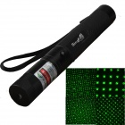 SingFire SF-LPG6 5mW 532nm Green Laser Pointer Pen - Black (1 x 18650 / 16340)