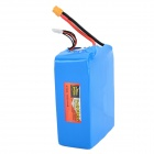ZOP 336 Utskifting 20000mAh 6S 25C 22.2V Lithium Polymer Battery for UAV Unmanned Plane - Blå