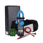 BSIDE ACM04 Auto Range Digital Clamp Meter Multimeter + CAP + Frequency + TRMS + INRUSH - Black