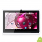 "Artchros ACT-721 7"" TFT Dual-Core Android 4.2 Tablet PC w/ 4GB ROM / Wi-Fi / 3G / SD - Black"