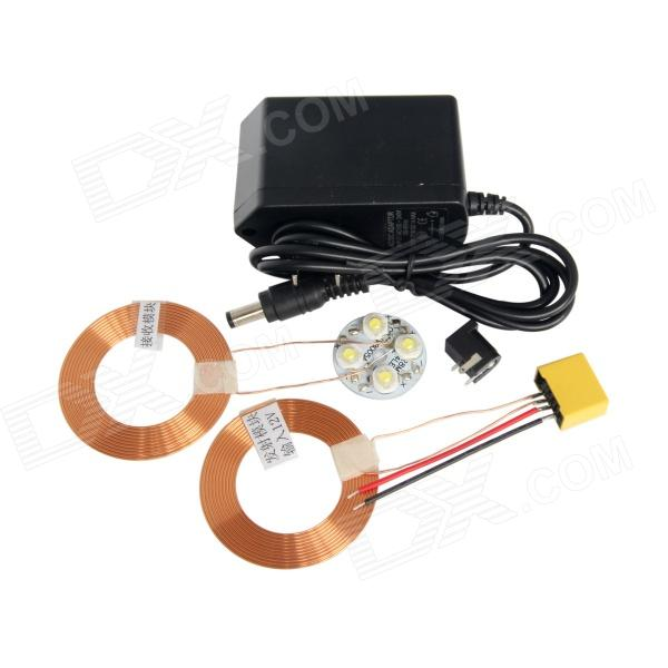 TENYING Magnetic Suspension Dedicated Wireless Power + Receiver Solution Module + Power Connector tenying magnetic suspension dedicated wireless power receiver solution module power connector