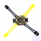 ZnDiy-BRY F450 450mm Wheelbase 4-Axis Frame Hexacopter Kits - Black + Yellow
