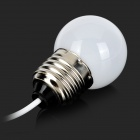 BUGU SK04 USB 2W 120lm 2000K 1-3528 SMD LED White Light Bulb - White (5V)