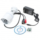 KAVASS CLG-A212M1 720p PNP 1.0MP IP CMOS caméra w / 24-IR LED Night Vision - blanc