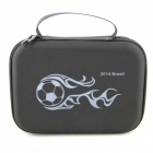 HGYBEST 2014 FIFA World Cup Brazil Protective EVA Camera Storage Bag for Gopro Hero 4/ 3+ / 3 / 2