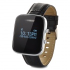 Stylish Multifunctional Bluetooth Smart Wristwatch w/ CID / SMS Alert + Music Control for Cellphone