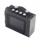 "TENYING Waterproof 2..0"" TFT 3.5 MP 1080PHD Sports Cycling Diving DVR w/ HDMI, TF, AV-Out - Black"