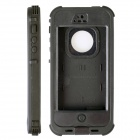 Redpepper HW01 Waterproof Protective Plastic Back Case for IPHONE 5 / 5S - Black