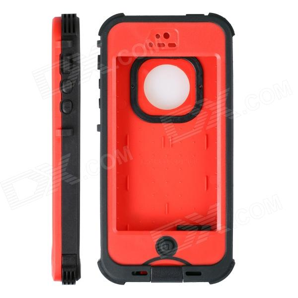 Redpepper HW01 Waterproof Protective Plastic Back Case For IPHONE 5 5S