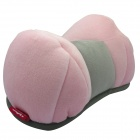 Down Feather Slow Rebound Memory Cervical Health Care Pillow - Pink