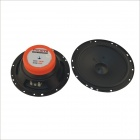 "FULAITE 6.5"" 60W Super Tweeter Component Speaker Set for Car Stereo Audio System - Black (DC 12V)"
