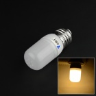 WaLangTing E27 3W 230lm 3200K 18 x SMD 2835 LED Warm White Light Bulb - White (AC 85~265V)