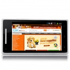"CATEE CT200 MTK6572 Dual-Core Android 4.2 WCDMA Bar Phone w/ 4.5"", 4GB ROM, GPS, FM - Black + White"