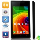 "CATEE CT200 MTK6572 Dual-Core Android 4.2 WCDMA Bar Phone w/ 4.5"", 4GB ROM, GPS, FM - Black"