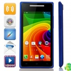 "CATEE CT200 MTK6572 Dual-Core Android 4.2 WCDMA Bar Phone w/ 4.5"", 4GB ROM, Dual-Cam - Blue + Black"
