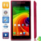 "CATEE CT200 MTK6572 двухъядерный Android 4.2 WCDMA Бар телефон ж / 4,5 "", 4 Гб ROM, Dual-Cam - розовые"