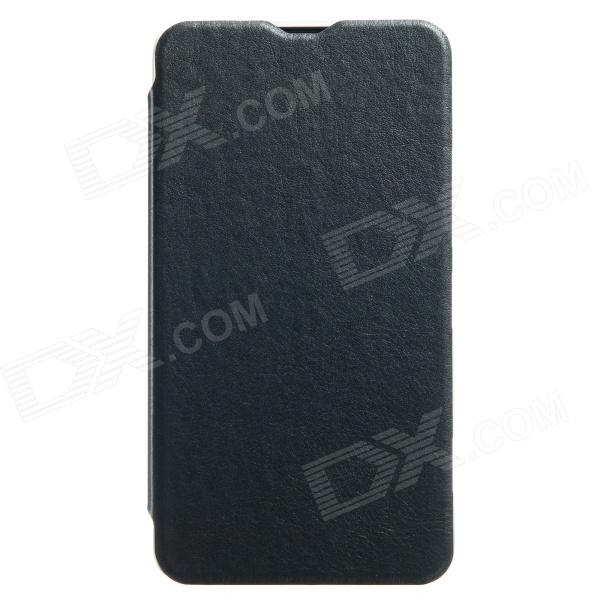 KALAIDENG Protective PU Leather Case for NOKIA Lumia 1320 - Black