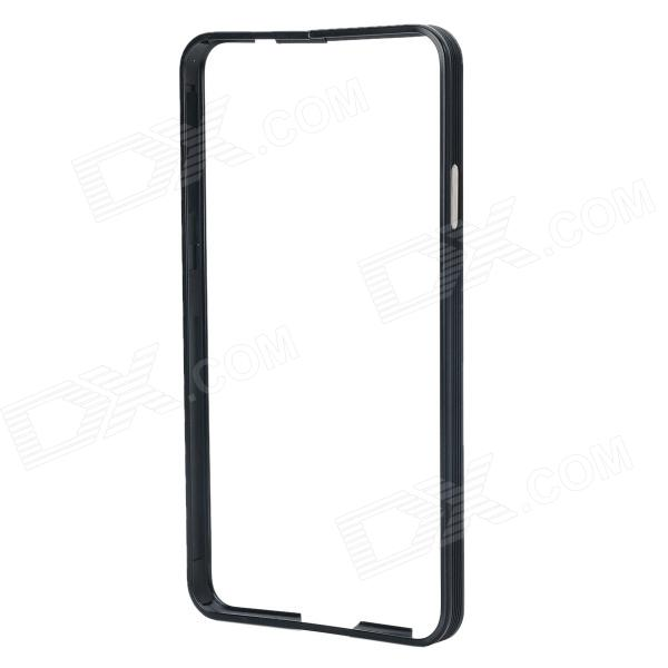 Protective Ultra-thin Aluminum Alloy Bumper Frame for Samsung Note3 / N9006 /  N9000 - Black