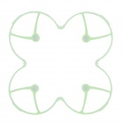 HUBSAN H107C-A19 Protection Cover for H107C R/C Quadcopter - Green