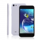 "G92 MTK6592 Octa-Core 1.7G Android 4.4 WCDMA Bar Phone w/ 5.0""OGS IPS HD, 8GB ROM - White"