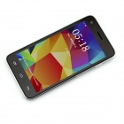 "Vowney V5S MTK6582 Quad-Core Android 4.2 WCDMA téléphone w / 5.0 ""IPS, Wi-Fi, GPS, ROM 4GB - noir"