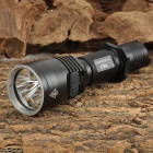 Nitecore CB6 Outdoor Tactic 440LM 14-mode LED RGB / Cool White Flashlight - Black (1 x 18650)