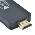 CHEERLINK HDMI WiFi Interaction vidéo sans fil Dongle w / DLNA / Airplay - noir + blanc